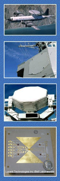 Radar Systems: Customs P-3, AEGIS, Instrumentation, SAFIRE module